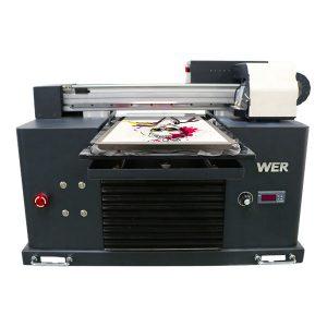 Τελευταία σχεδίαση εκτυπωτή a3 inkjet υφασμάτων μηχανή εκτύπωσης εκτυπωτή