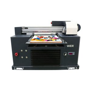 flatbed ακρυλικό γκολφ μπάλα εκτυπωτής εκτύπωσης inkjet μηχανή a4 εκτυπωτή uv
