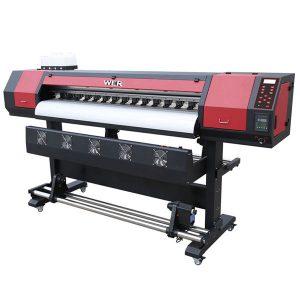 Εκτυπωτής 1,8 μέτρων με εκτυπωτές hansen με κεφαλές dx5