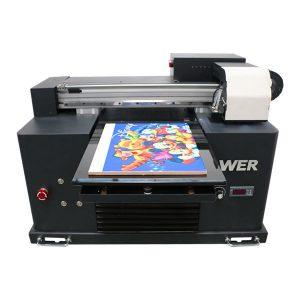 φθηνή τιμή a4 μεγέθους uv οδήγησε επίπεδη εκτυπωτή για οποιοδήποτε υλικό