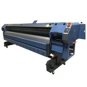 εκτυπωτές οικολογικού διαλύτη 10 πόδια flex μηχανή εκτύπωσης πανό