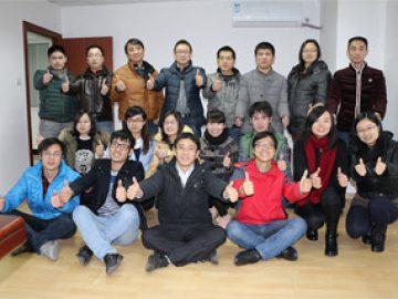 Εργάτες B2B στην έδρα, 4 2018